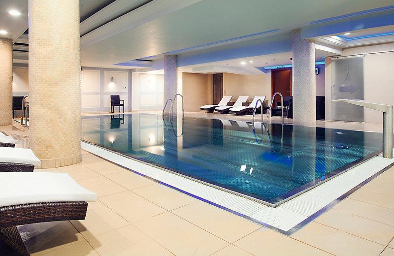 Hotel Elblag Pool