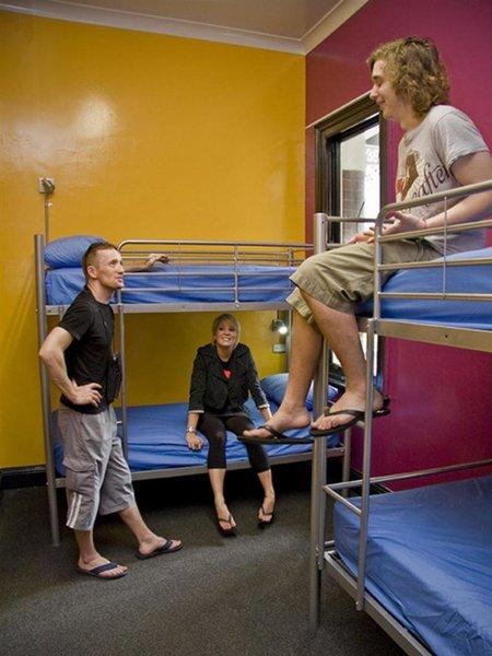 Nomads Brisbane Hostel Sport und Freizeit