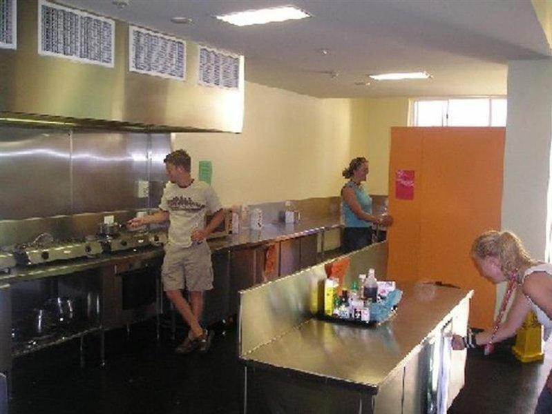 Nomads Brisbane Hostel Bar