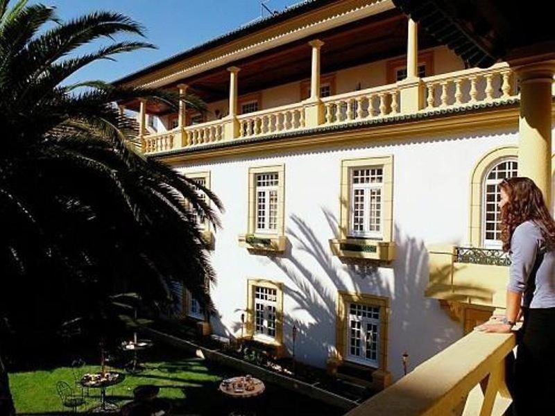 Hotel Veneza Außenaufnahme
