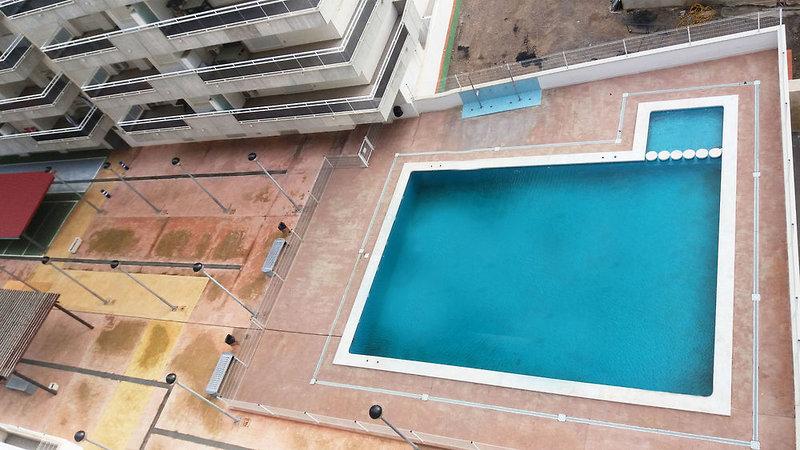 Apartamentos Oropesa del Mar Suites 3000 Hallenbad