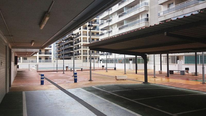 Apartamentos Oropesa del Mar Suites 3000 Terrasse