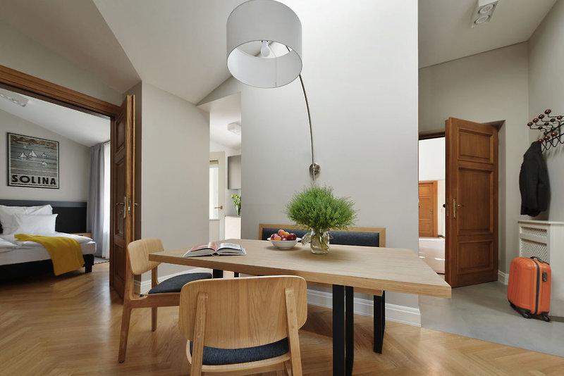 Stradonia Serviced Apartments Wohnbeispiel