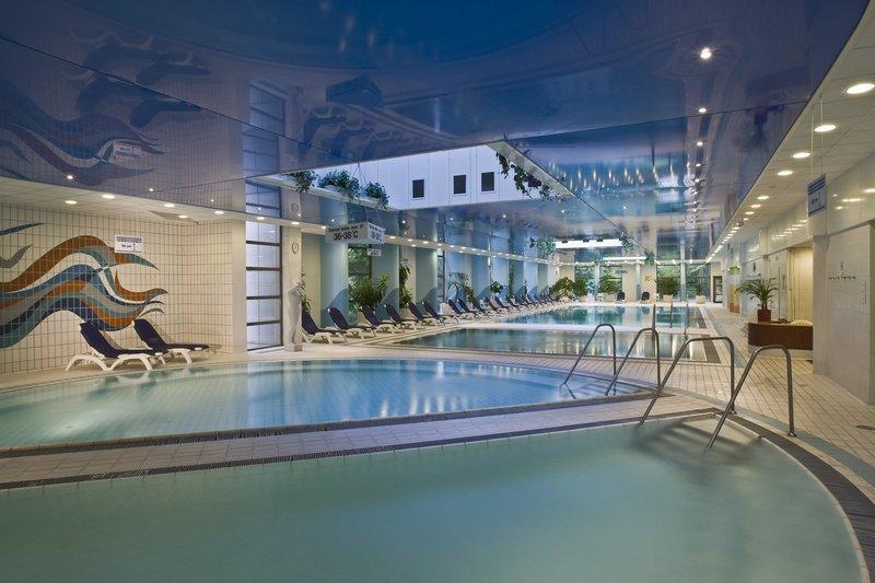 Danubius Health Spa Resort Helia Außenaufnahme