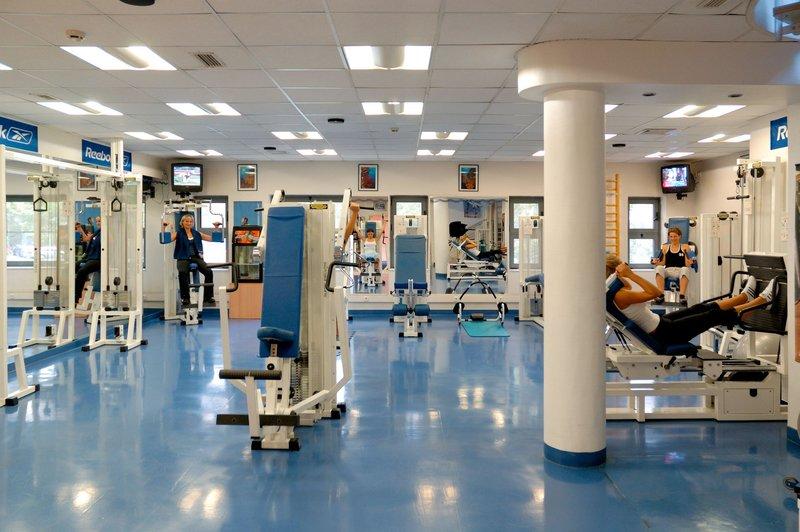 Danubius Health Spa Resort Helia Lounge/Empfang