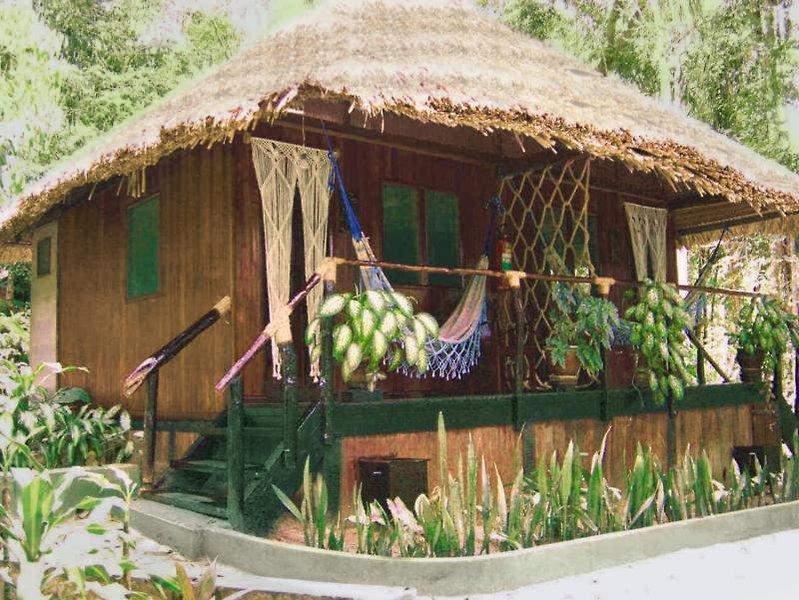 Amazon Village Jungle Lodge Wohnbeispiel
