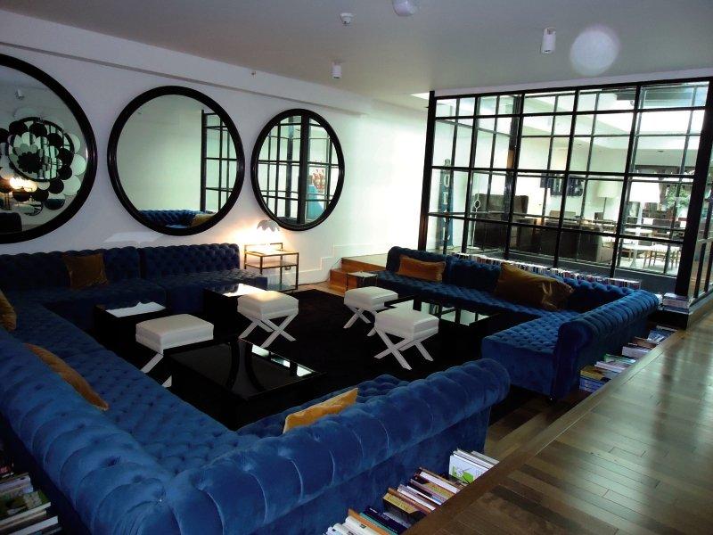 Pulitzer Lounge/Empfang