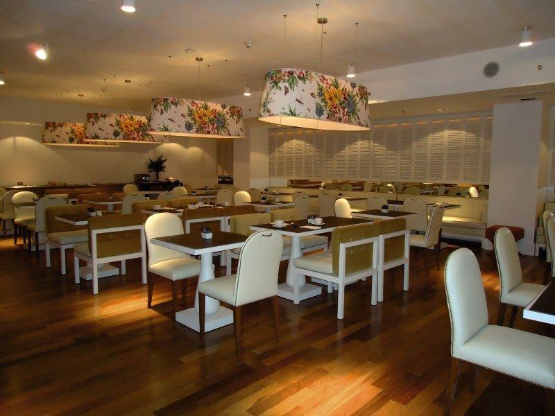 Pulitzer Restaurant
