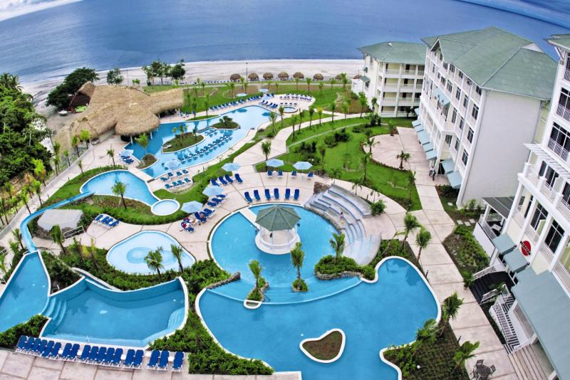 Sheraton Bijao Beach Resort Modellaufnahme