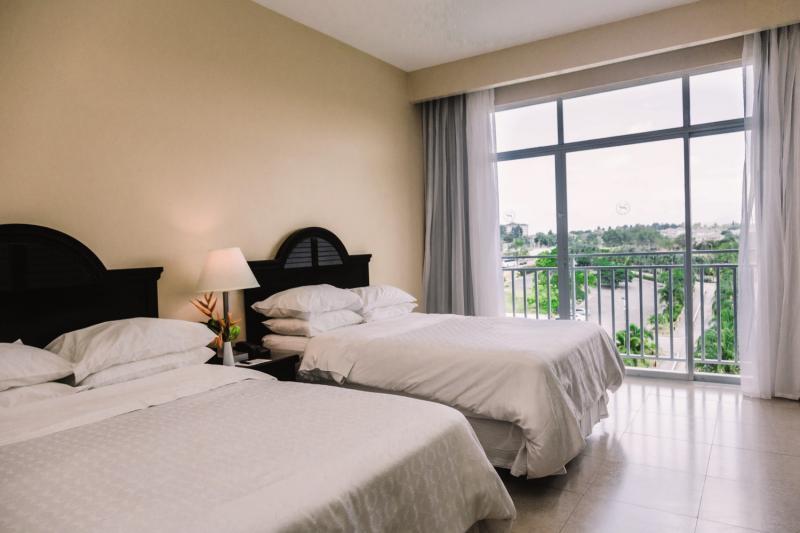 Sheraton Bijao Beach Resort Wohnbeispiel