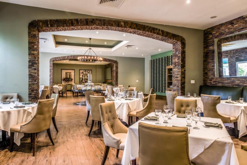 Sheraton Bijao Beach Resort Restaurant