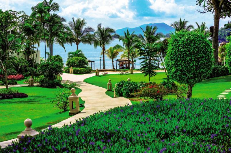 Dreams Delight Playa Bonita Panama Garten