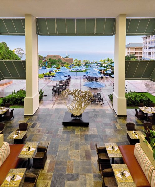 Sheraton Bijao Beach Resort Lounge/Empfang