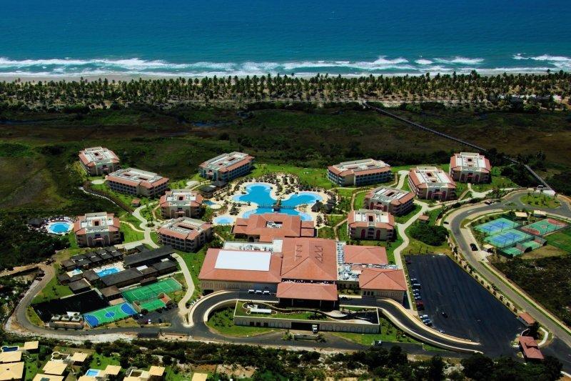 Grand Palladium Imbassai Resort & Spa Außenaufnahme