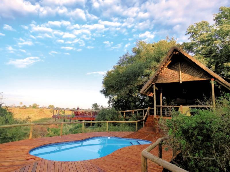Rra Dinare Camp Pool