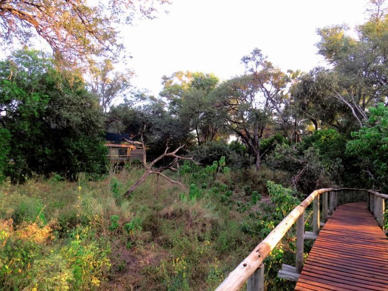 Rra Dinare Camp Garten