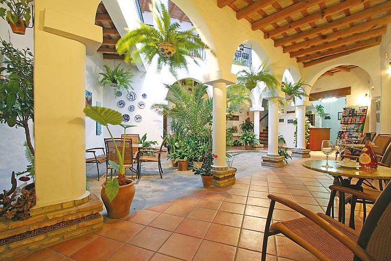 Almadraba Lounge/Empfang
