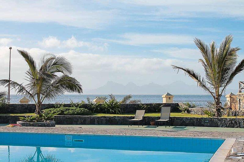 Santantao Art Resort Pool
