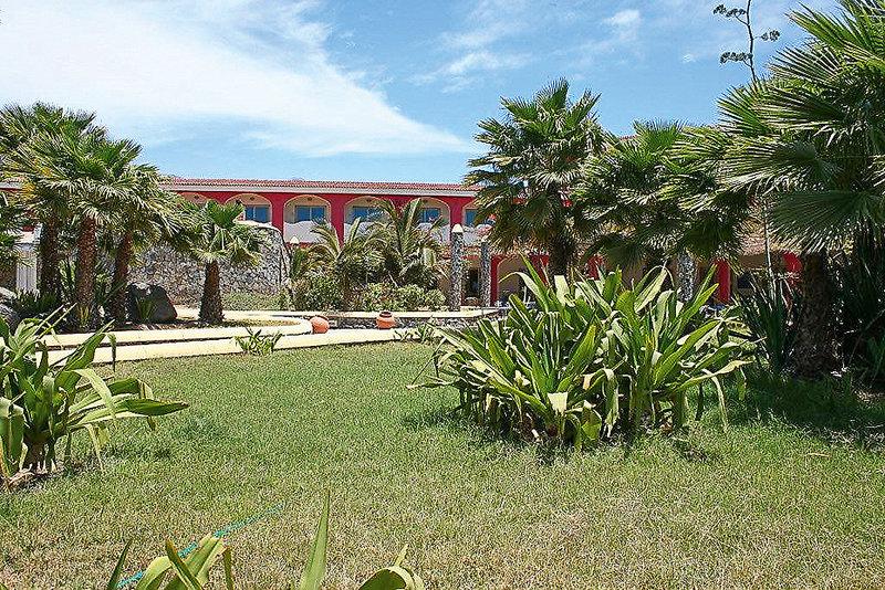Santantao Art Resort Garten