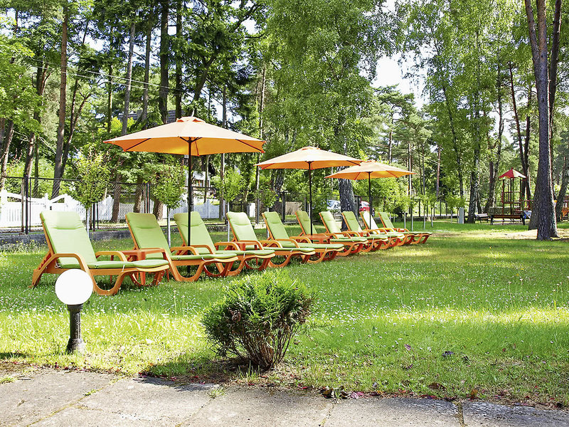 Grand Laola Spa Garten
