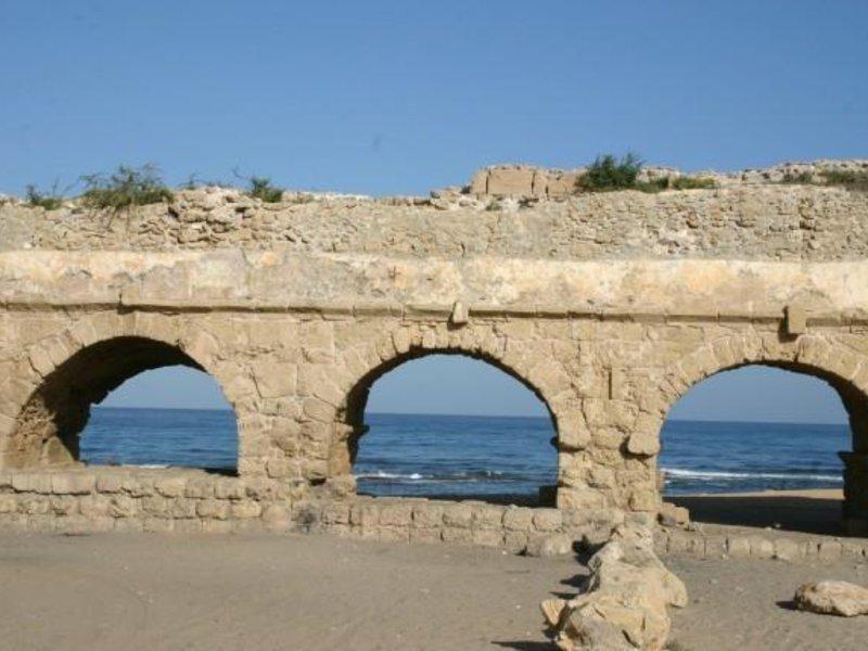 Dan Caesarea Außenaufnahme