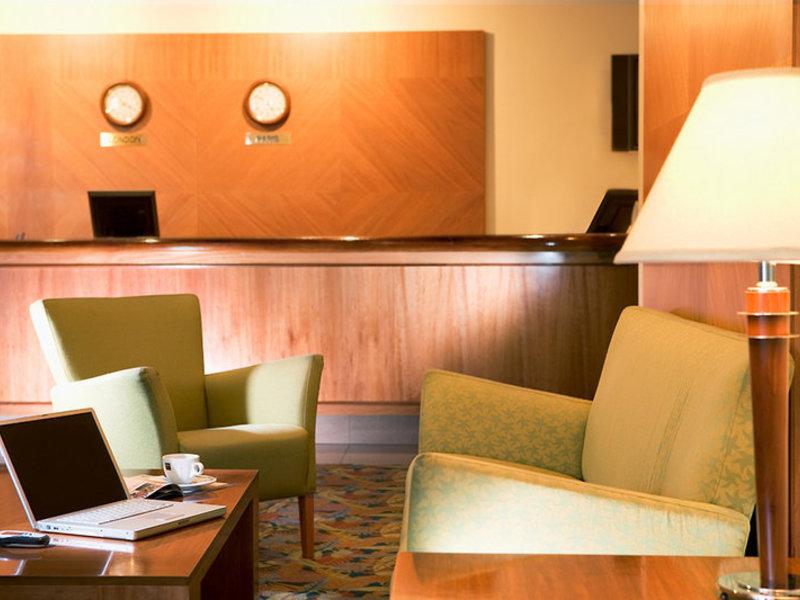 Hotel Jen Lounge/Empfang