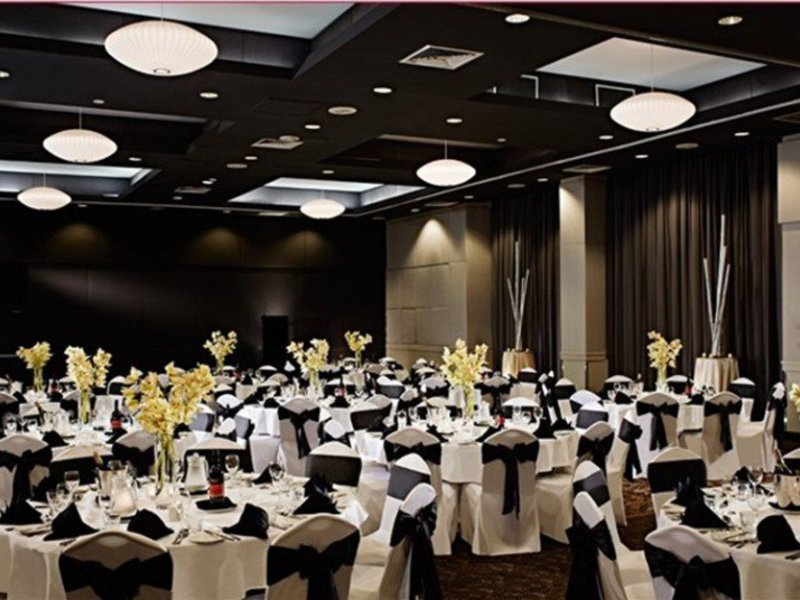 Hotel Jen Konferenzraum
