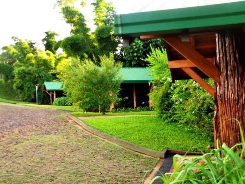 Iguazu Jungle Lodge Garten