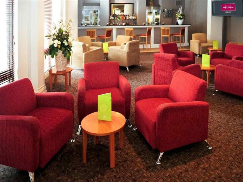 Rydges Geelong Lounge/Empfang