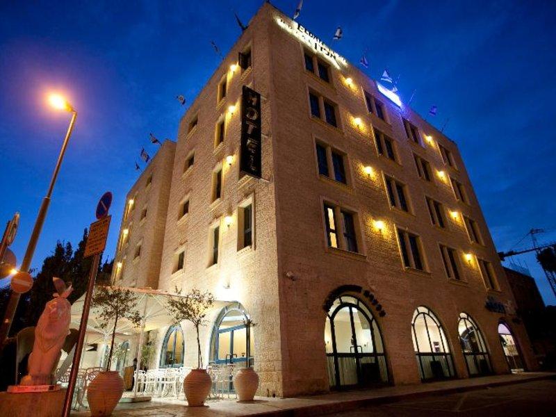The Eldan Hotel Außenaufnahme
