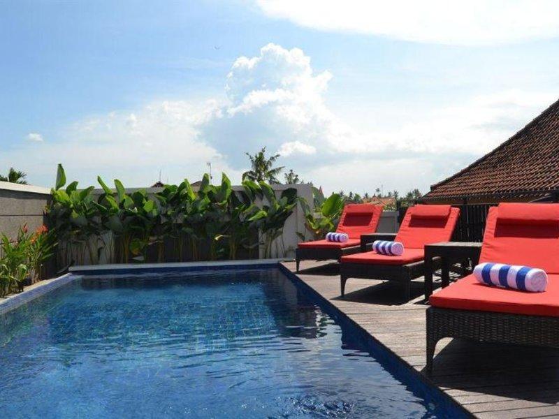 Svarna Hotel Sanur Pool