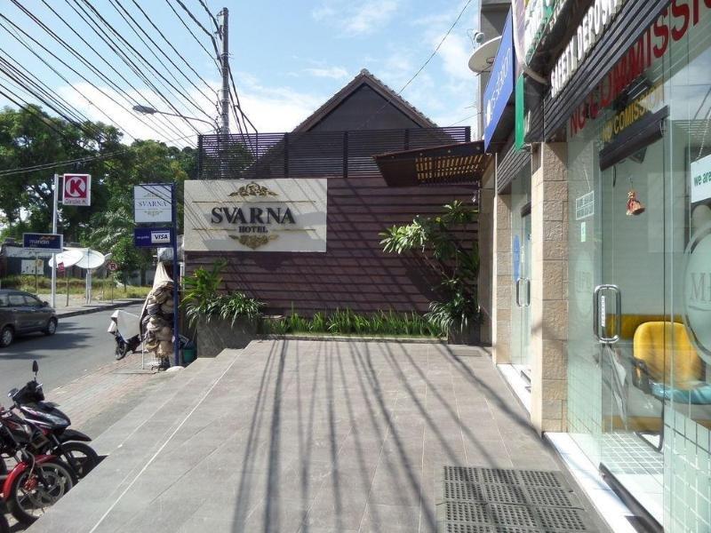 Svarna Hotel Sanur Terrasse