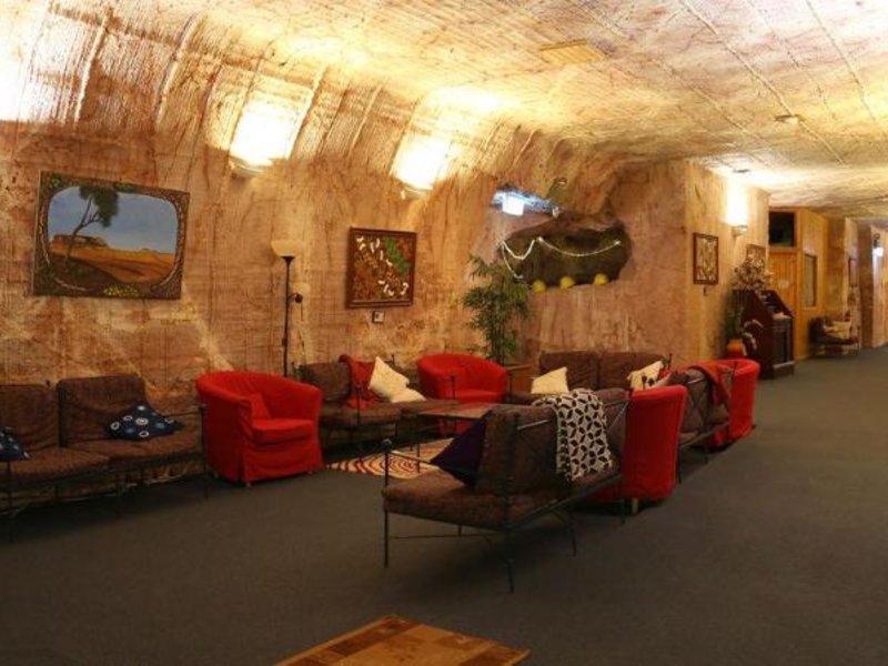 Comfort Inn Coober Pedy Lounge/Empfang