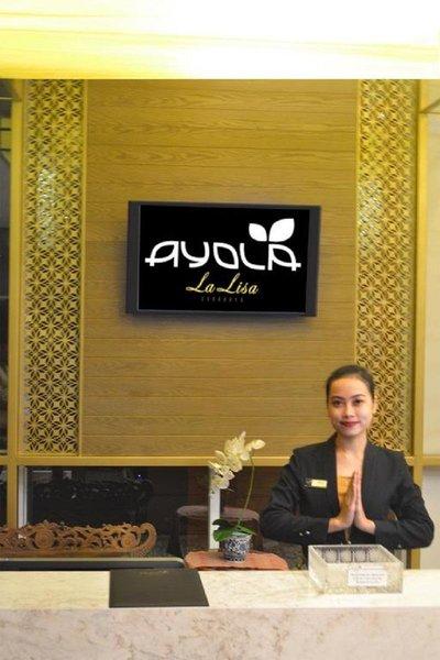 Ayola La Lisa Surabaya Lounge/Empfang