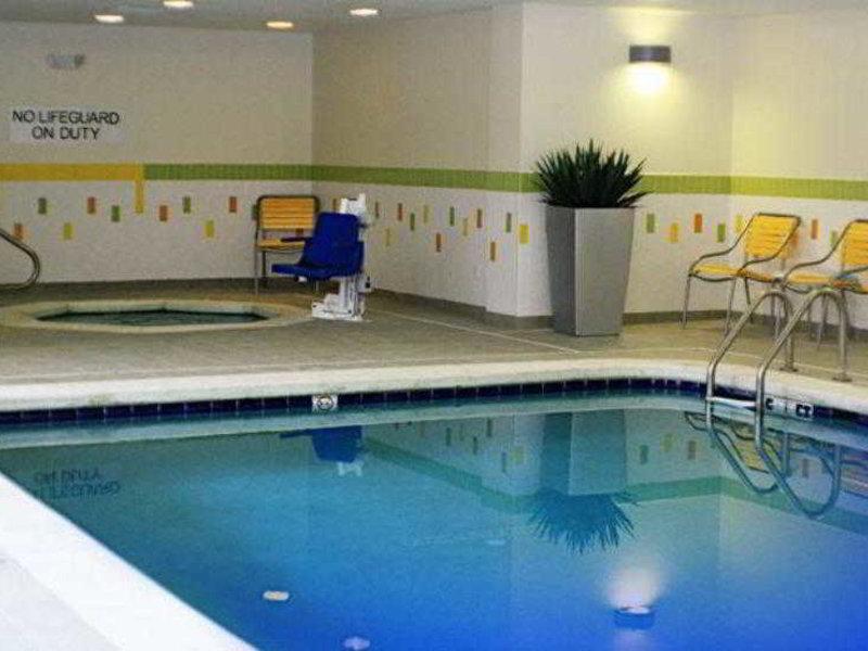Fairfield Inn & Suites Baton Rouge South Pool
