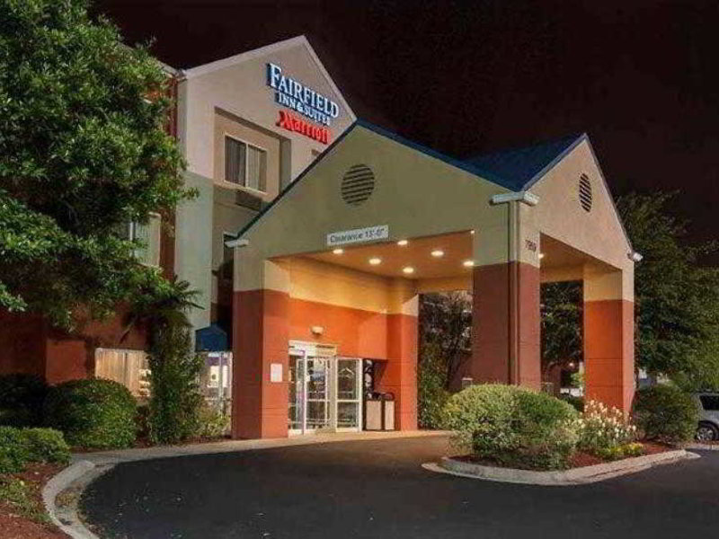 Fairfield Inn & Suites Baton Rouge South Außenaufnahme