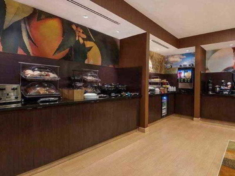 Fairfield Inn & Suites Baton Rouge South Restaurant