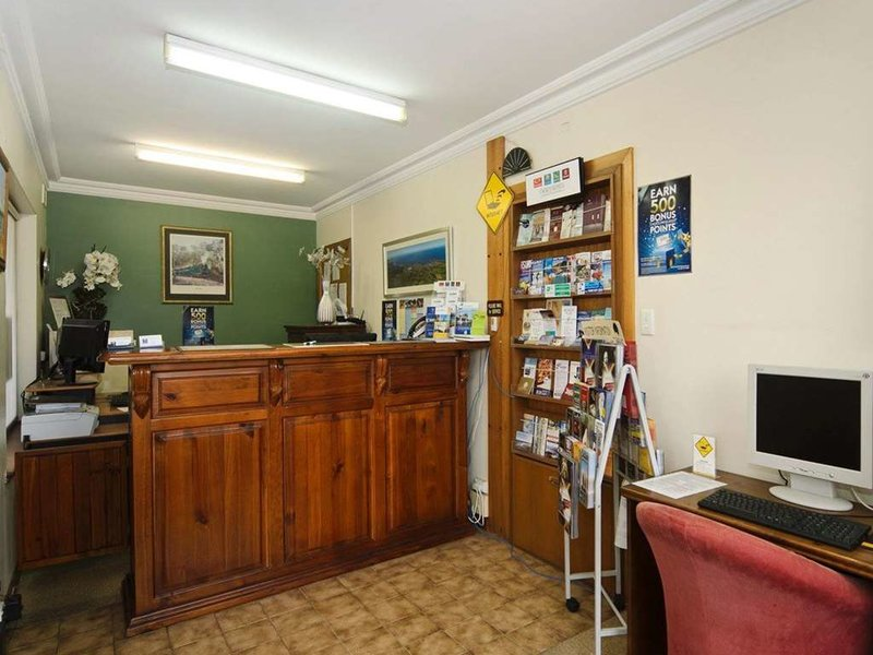 Comfort Inn Victor Harbor Lounge/Empfang