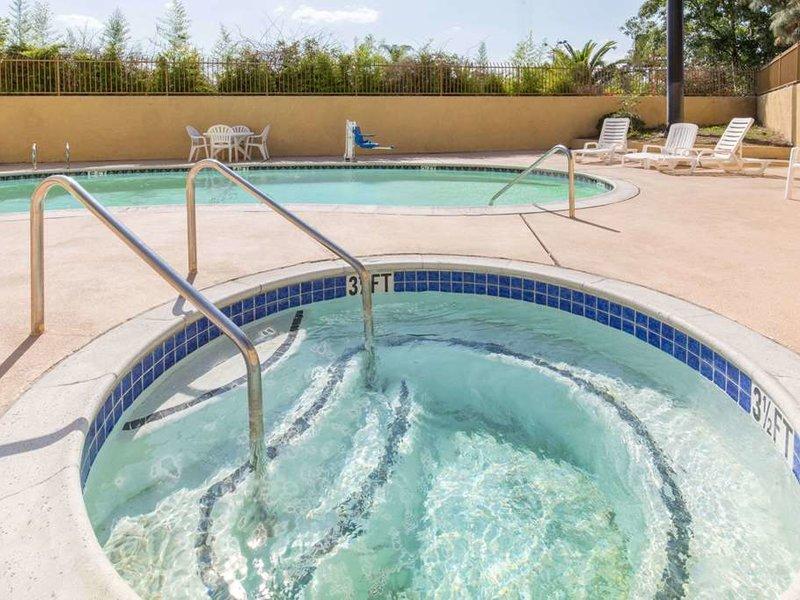 Ramada Ontario Pool