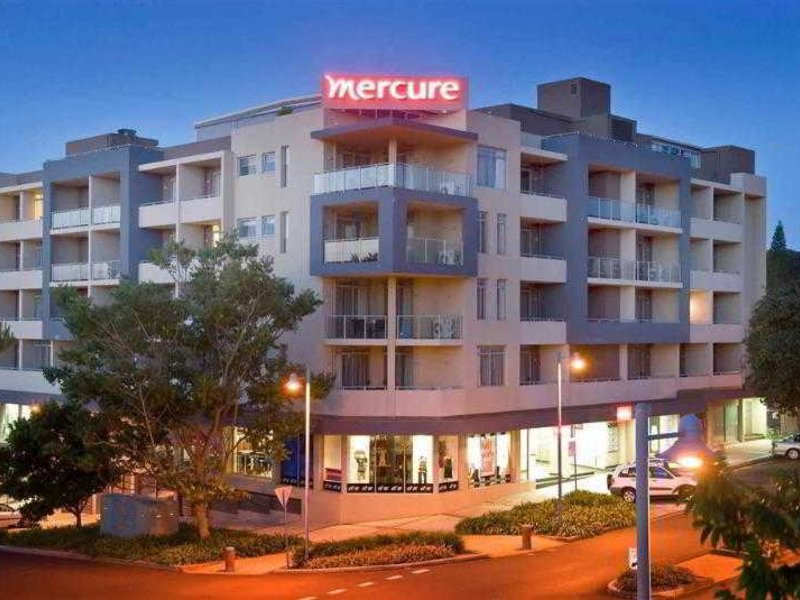 Mercure Centro Port Macquarie Außenaufnahme