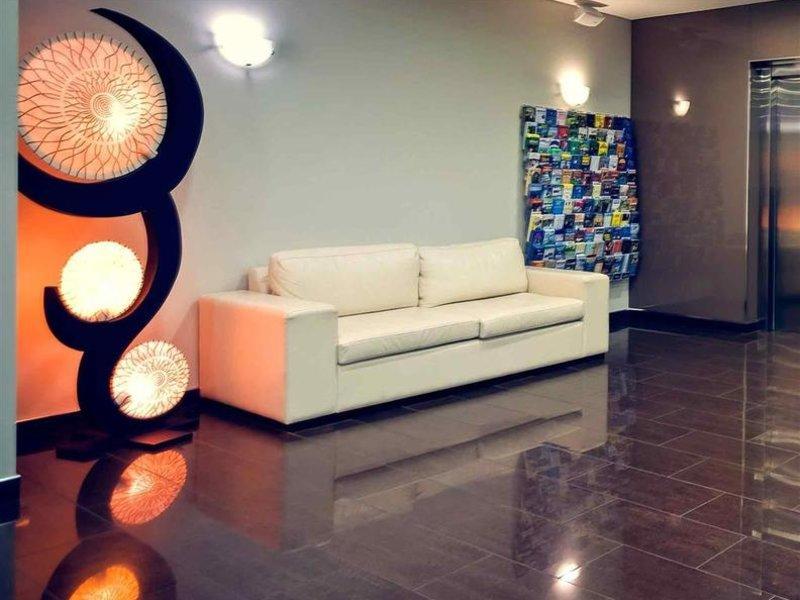 Mercure Centro Port Macquarie Lounge/Empfang