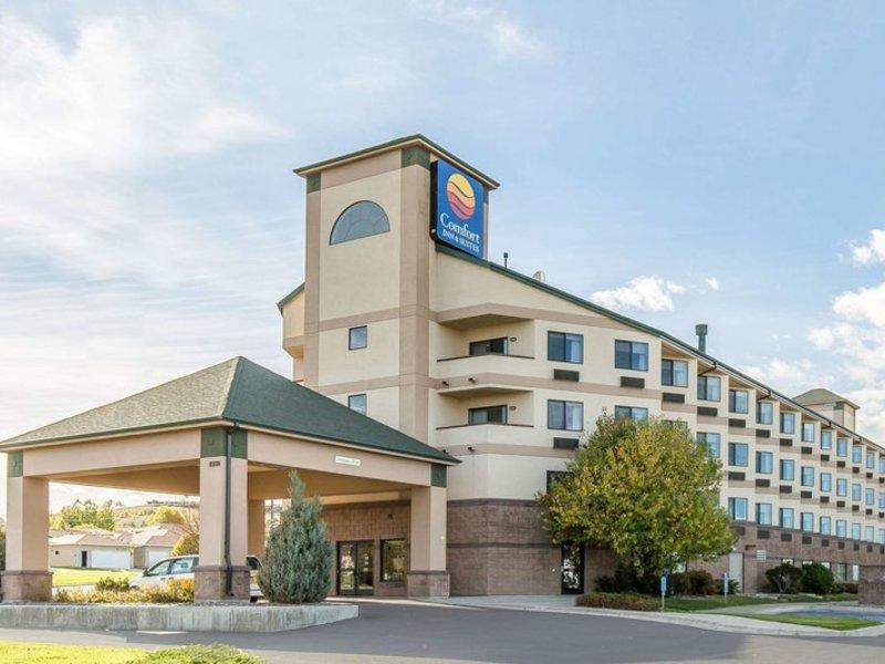 Comfort Inn & Suites Market Place - Airport Außenaufnahme