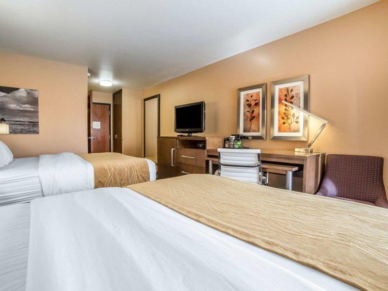 Comfort Inn & Suites Market Place - Airport Wohnbeispiel