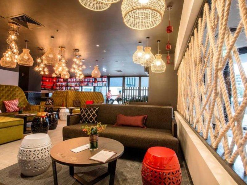 Hotel Jen Bar