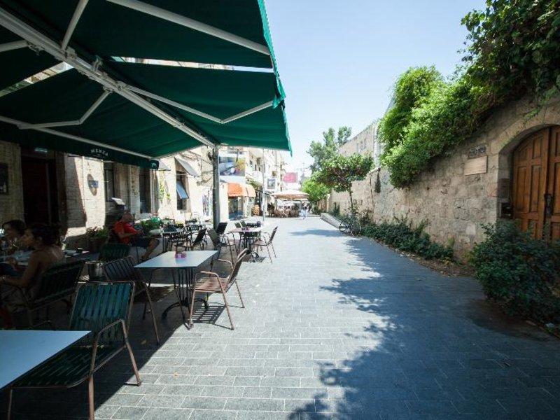 Jonathan Hotel in Ben Yehuda Terrasse