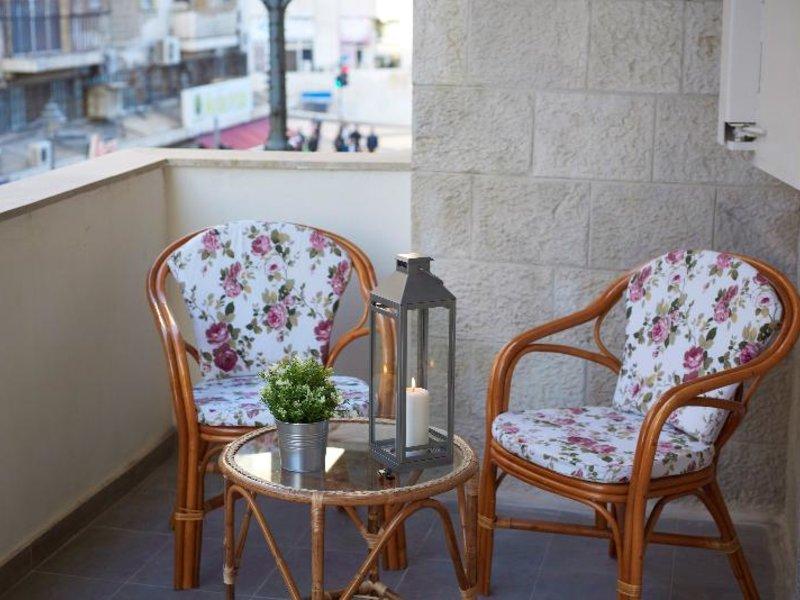 Jonathan Hotel in Ben Yehuda Wohnbeispiel