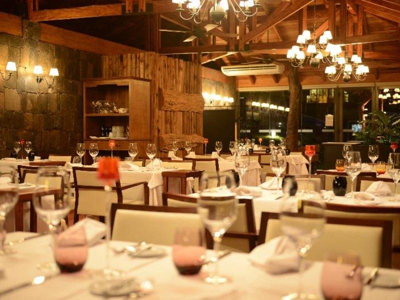 Iguazu Jungle Lodge Restaurant