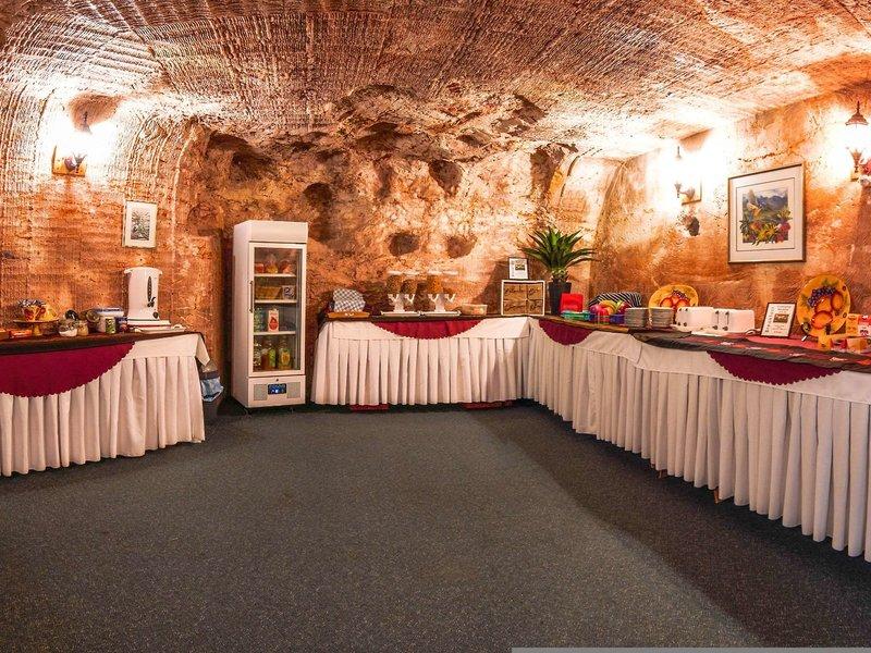 Comfort Inn Coober Pedy Restaurant