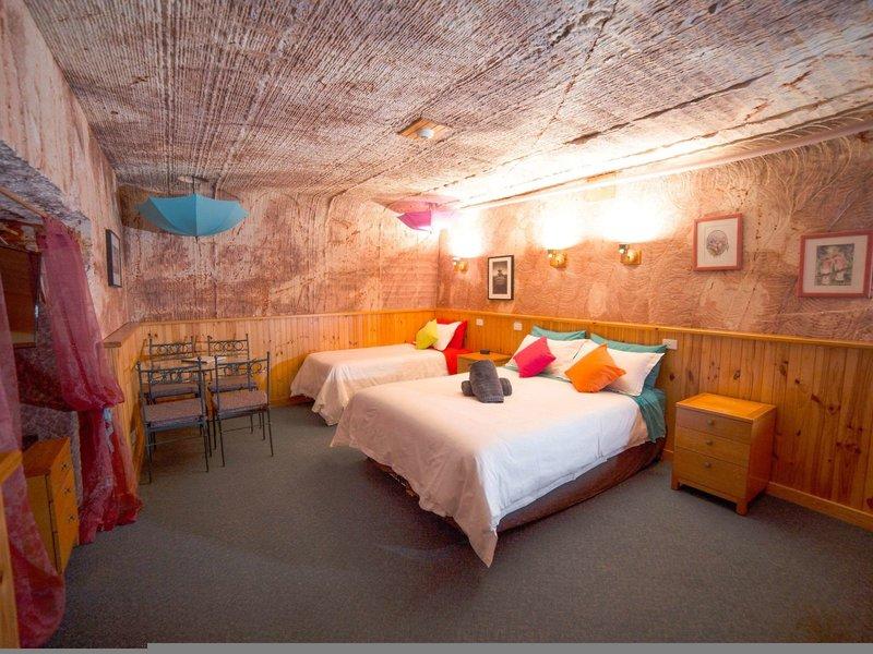 Comfort Inn Coober Pedy Wohnbeispiel