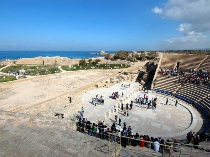 Dan Caesarea Strand